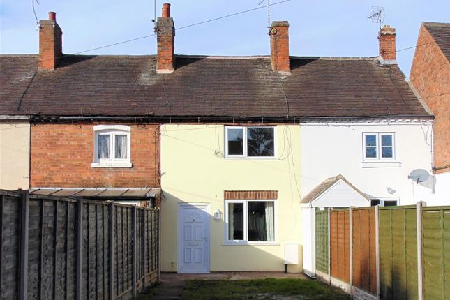 Thumbnail Terraced house for sale in Innage Terrace, Station Street, Atherstone