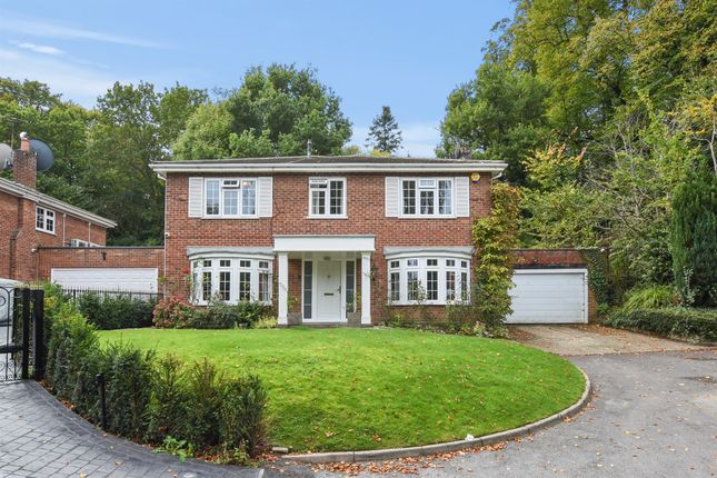 Thumbnail Detached house for sale in Cedar Close, London