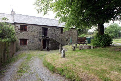 Thumbnail Barn conversion to rent in Heathfield, Tavistock Devon