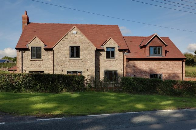 Thumbnail Detached house for sale in Christchurch, Coleford, Gloucestershire.