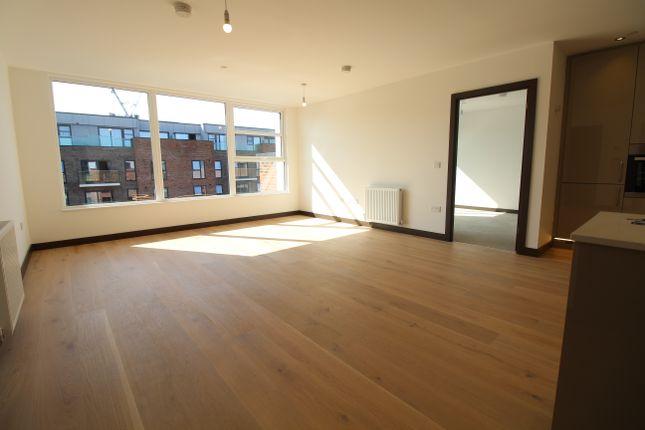 Thumbnail Flat to rent in Clarkson House, Fletton Quays, Peterborough