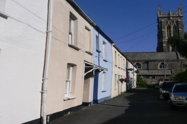 2 bed cottage to rent in Trinity Place, Barnstaple EX32