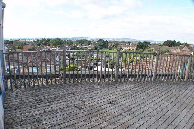 Roof Top Garden of Waters Road, Kingswood, Bristol BS15