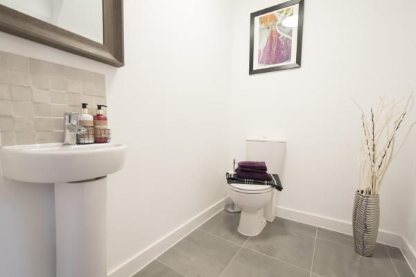 """3 bedroom property for sale in """"The Mulberry At Hedgerows, Bolsover"""" at Mooracre Lane, Bolsover, Chesterfield"""