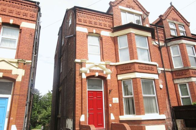 Thumbnail Flat to rent in Balliol Road, Bootle