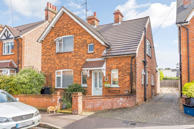 Thumbnail Detached house for sale in Stanmore Road, Stevenage