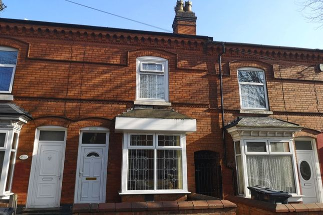 Thumbnail Terraced house for sale in Pretoria Road, Bordesley Green, Birmingham