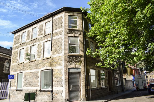 Thumbnail Duplex to rent in Washington Buildings, Station Street, Porth