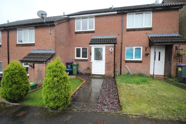 Thumbnail Terraced house to rent in Open Hearth Close, Griffithstown, Pontypool