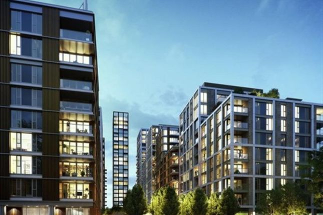 Thumbnail Flat for sale in Prince Of Wales, Battersea, London
