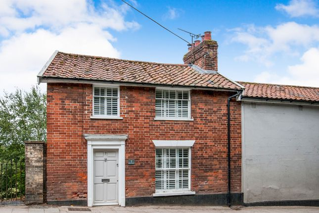 Thumbnail Town house for sale in Denmark Street, Diss