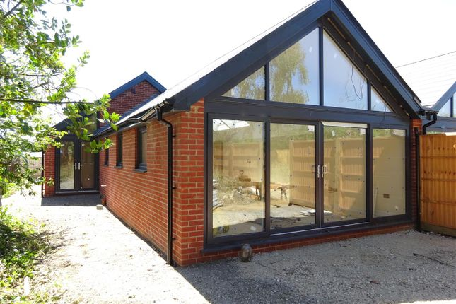 Thumbnail Semi-detached bungalow for sale in Kemball Street, Ipswich