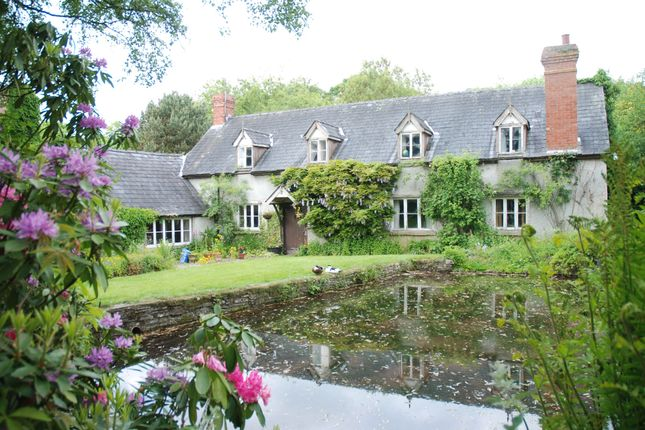 Thumbnail Farm for sale in Llanigon, Hay On Wye, Herefordshire