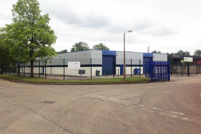 Thumbnail Industrial to let in Brindley Road, Runcorn