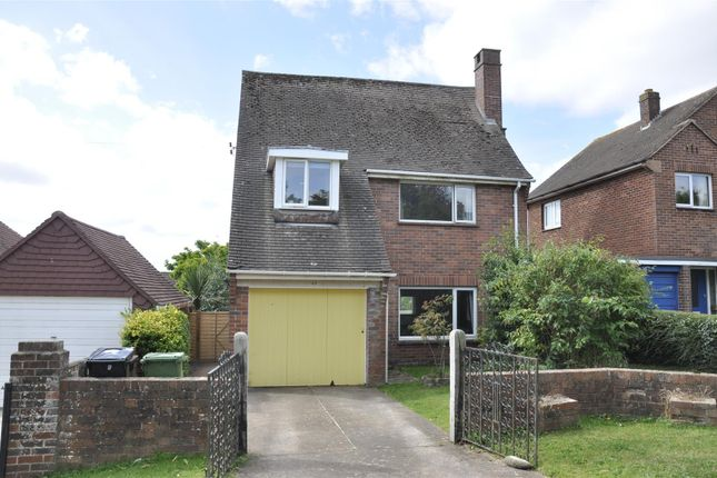 Thumbnail Detached house to rent in Park Lane, Pinhoe, Exeter