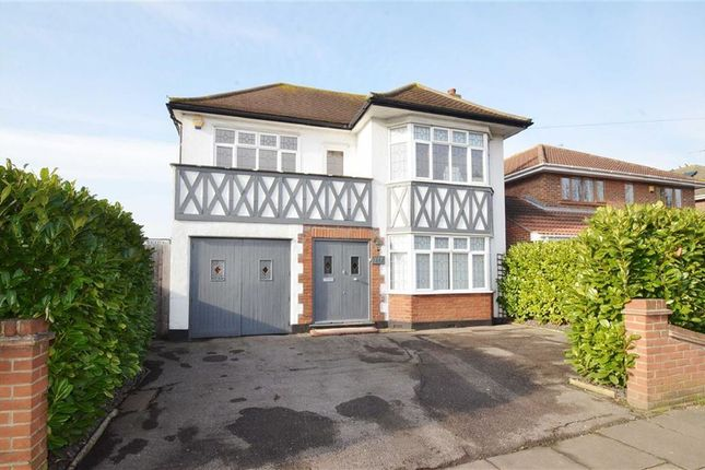 Thumbnail Detached house for sale in Herschell Road, Leigh-On-Sea, Essex