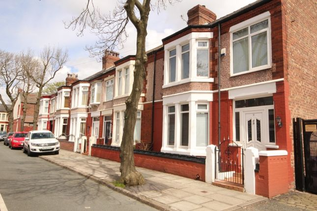 Thumbnail Terraced house to rent in Seafield Road, Orrell Park, Liverpool