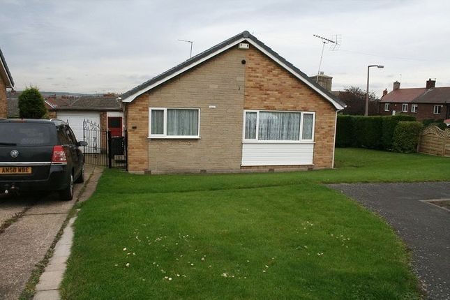 Thumbnail Detached bungalow for sale in Meadow Drive, Swinton, Mexborough