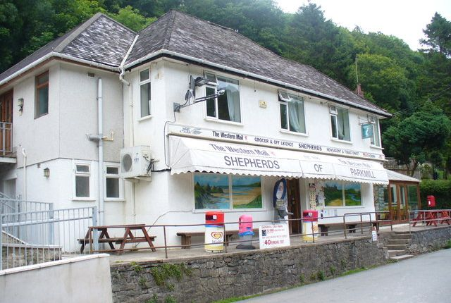 Thumbnail Hotel/guest house for sale in Parkmill, Gower, Swansea