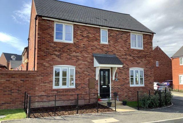3 bed detached house for sale in Blenkinsop Close, Hartshorne DE11