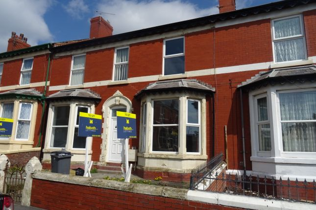 Thumbnail Maisonette to rent in Sherbourne Road, Blackpool