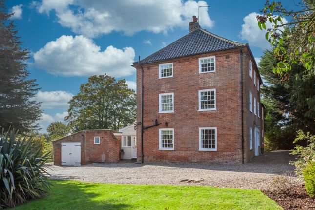 Thumbnail Detached house for sale in London Road, Wrentham, Beccles