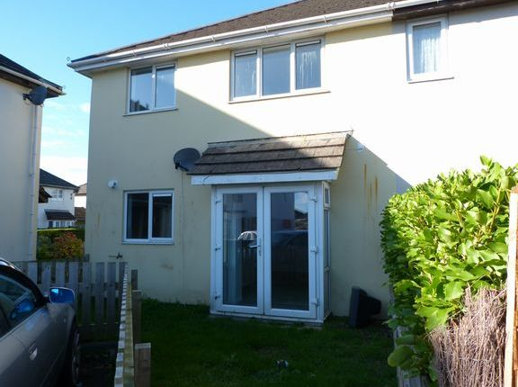 Thumbnail Terraced house for sale in Penrose Court, Tolvaddon, Camborne