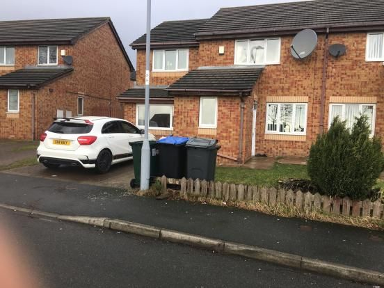Thumbnail Semi-detached house to rent in Bierley House Avenue, Bierley, Bradford, West Yorkshire