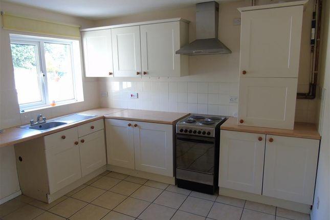 Thumbnail Semi-detached house to rent in Crescent Close, Cowbridge
