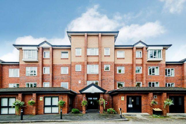 2 bed flat for sale in Undercliffe House, Dingleway, Appleton, Warrington WA4