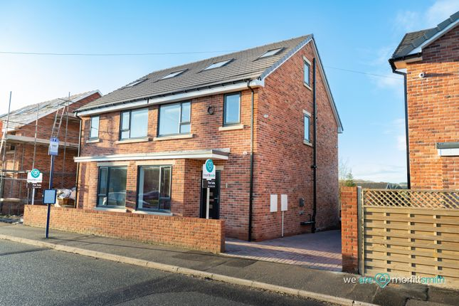 4 bed semi-detached house for sale in Thompson Hill, High Green, Sheffield S35
