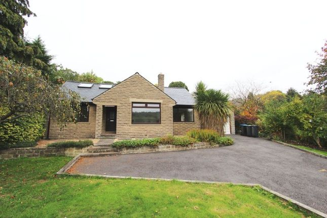 Thumbnail Detached bungalow for sale in Main Road, Oker