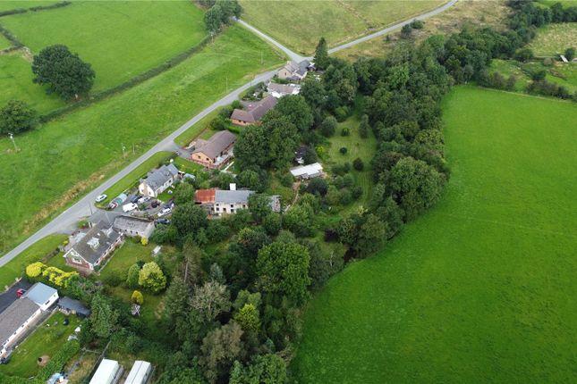 Land for sale in Hundred House, Llandrindod Wells, Powys LD1