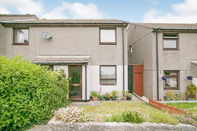 2 bed end terrace house for sale in Pengegon Way, Pengegon, Camborne, Cornwall TR14