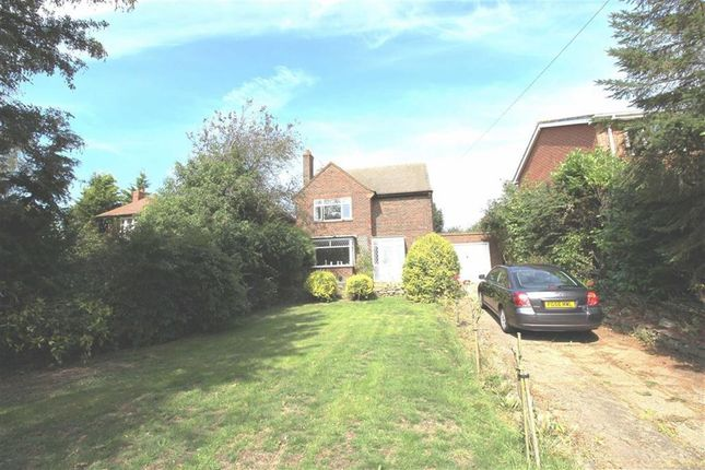 Thumbnail Detached house for sale in Woodhouse Road, Horsley Woodhouse, Derbys