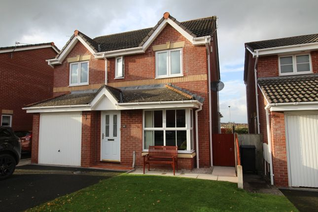 Thumbnail Detached house for sale in Watermans Walk, Carlisle, Cumbria