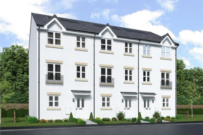 """Thumbnail Mews house for sale in """"Leyton End"""" at Bartonshill Way, Uddingston, Glasgow"""