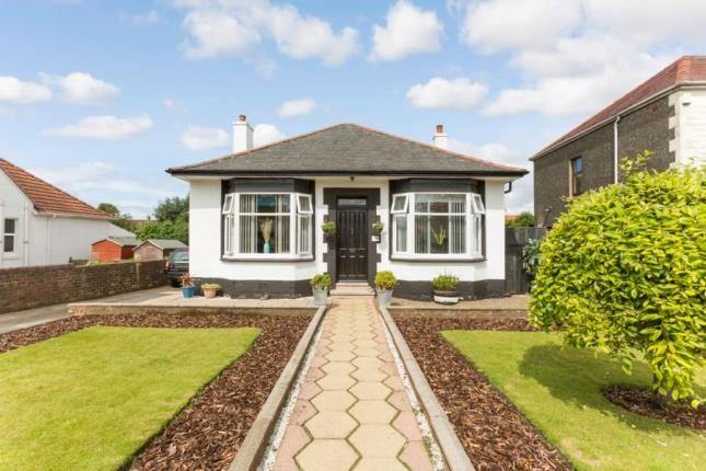 Thumbnail Bungalow for sale in Bank Street, Irvine, North Ayrshire