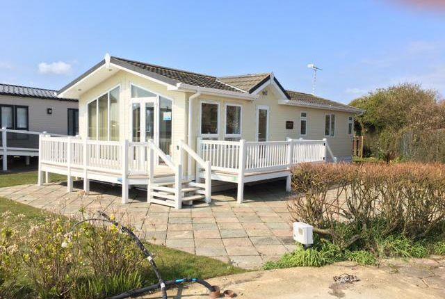 Thumbnail Lodge for sale in Forest Views Caravan Park, Moota, Cockermouth, Cumbria
