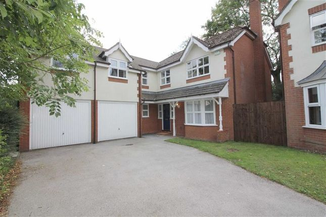 Thumbnail Detached house to rent in Heaton Court, Bury, Greater Manchester