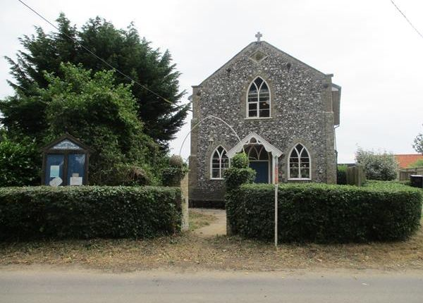 Thumbnail Office for sale in Methodist Chapel, Tooks Common Lane, Ilketshall St Andrew, Beccles