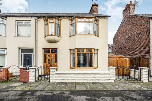 Thumbnail Semi-detached house for sale in Cornice Road, Stoneycroft, Liverpool