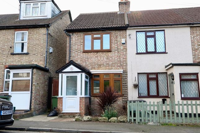 Thumbnail Semi-detached house to rent in Pitt Road, Orpington