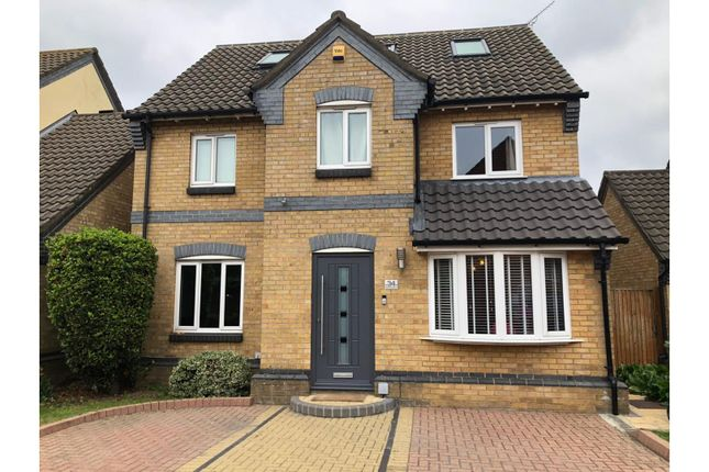 Thumbnail Detached house for sale in Bartholomew Drive, Romford