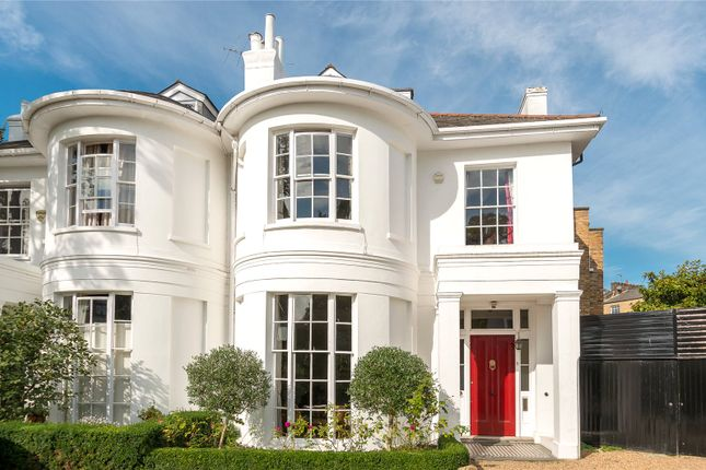 Thumbnail Semi-detached house for sale in Mountfort Crescent, Barnsbury