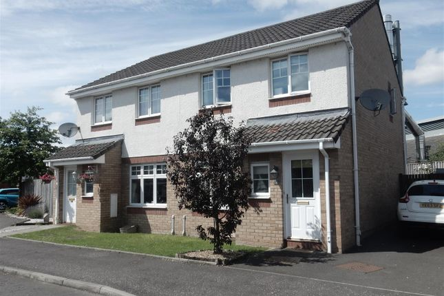 Thumbnail Semi-detached house for sale in South Line View, Wishaw