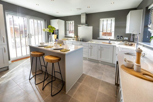 Thumbnail Detached house for sale in Woodside Avenue, Weston-Super-Mare