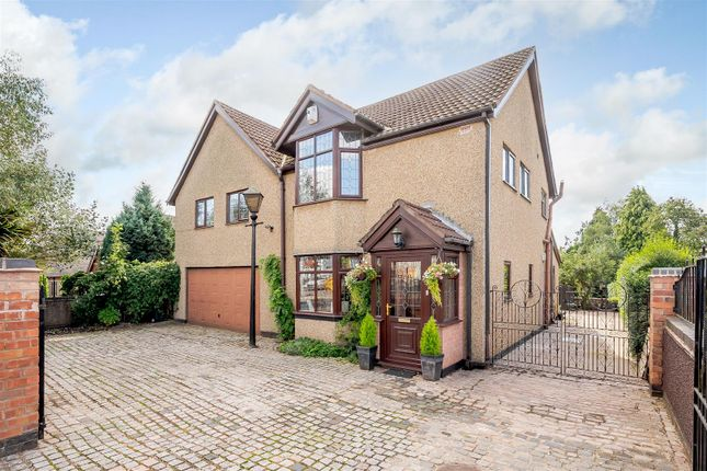 Thumbnail Detached house for sale in Nightingale Lane, Earlsdon, Coventry
