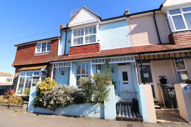 Thumbnail Terraced house for sale in Seaville Drive, Pevensey, East Sussex