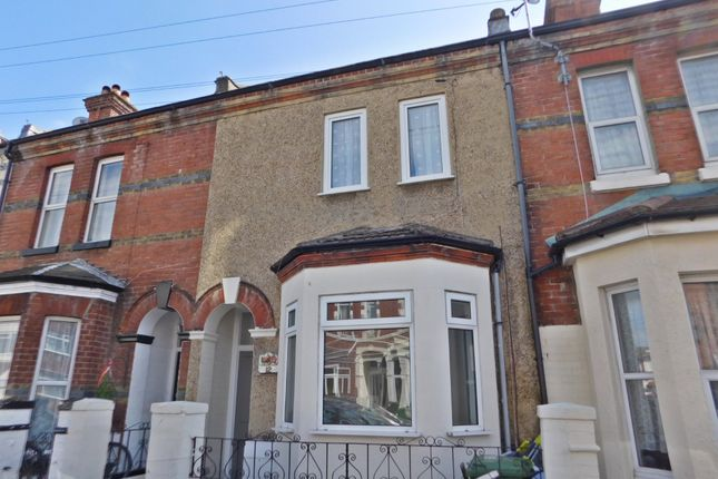 Thumbnail Terraced house to rent in Clive Road, Portsmouth